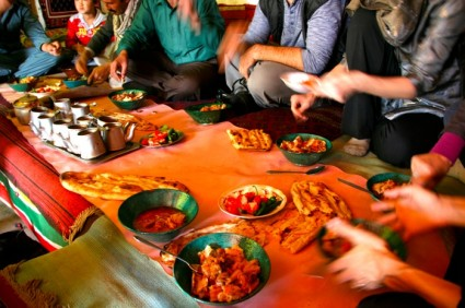 Afghanistan A Shared Meal Is Shared Culture Foodie
