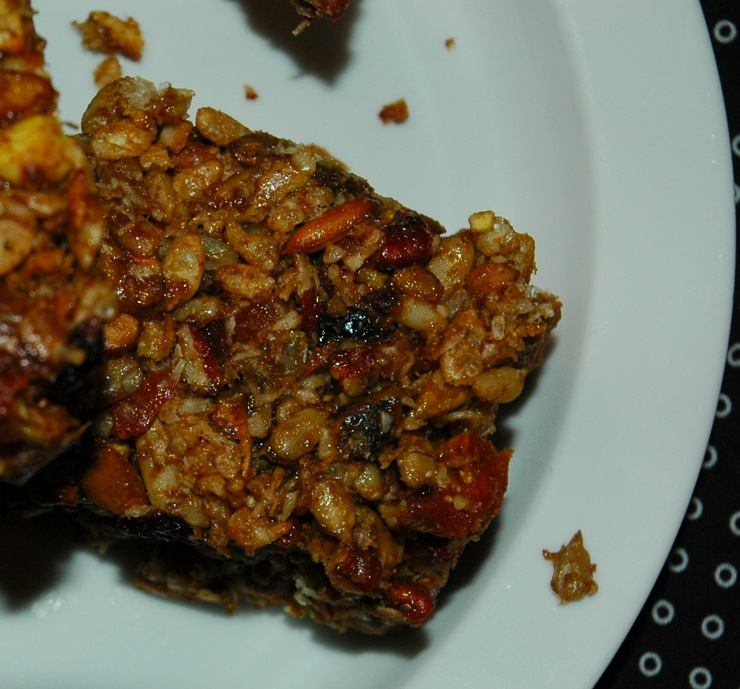 High Nutrition/Low Bullshit: Making Your Own Energy Bars