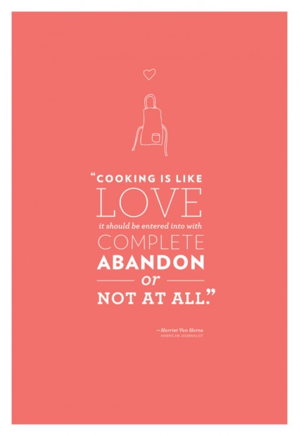 15 Food Quotes to Live By | Foodie Underground