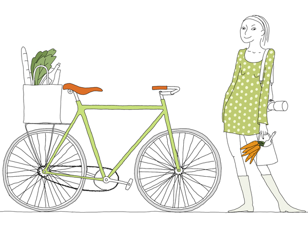 Coming in 2013: 'The Culinary Cyclist' Book