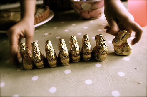 20 Things You Might Hear Your Children Say Easter Morning if They Knew About Fair Trade Chocolate