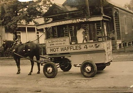 A Brief History of Food Trucks