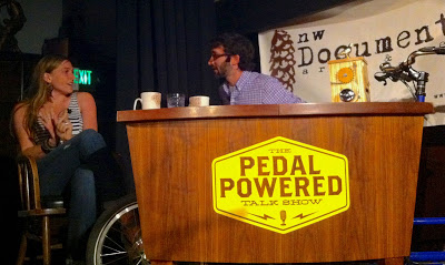 pedal powered show