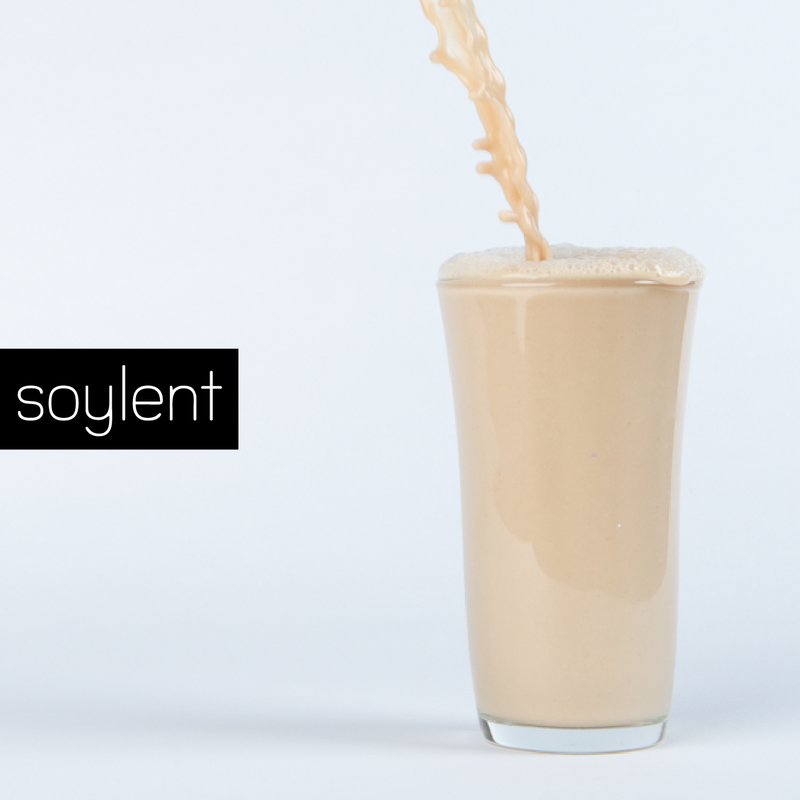 Do People Really Want to Substitute Real Food for Soylent?