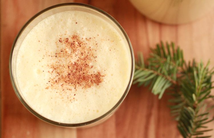Make Your Own Eggnog