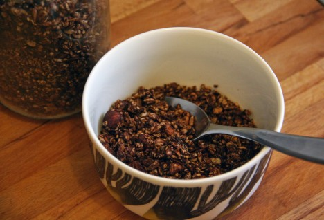 Chocolate, Seed & Nut Granola