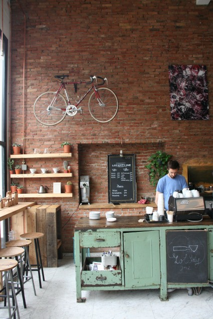 10 Great Craft Coffee Shops, Restaurants and Markets in Amsterdam on Foodie Underground