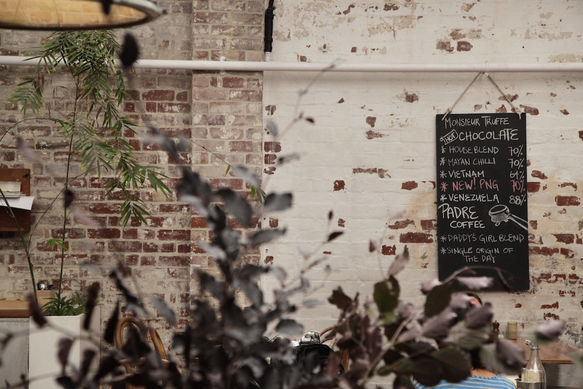 Melbourne's East Elevation Cafe on Foodie Underground photo by Anna Brones