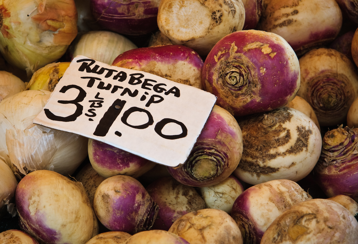 How to Properly Survive Root Vegetable Season on Foodie Underground