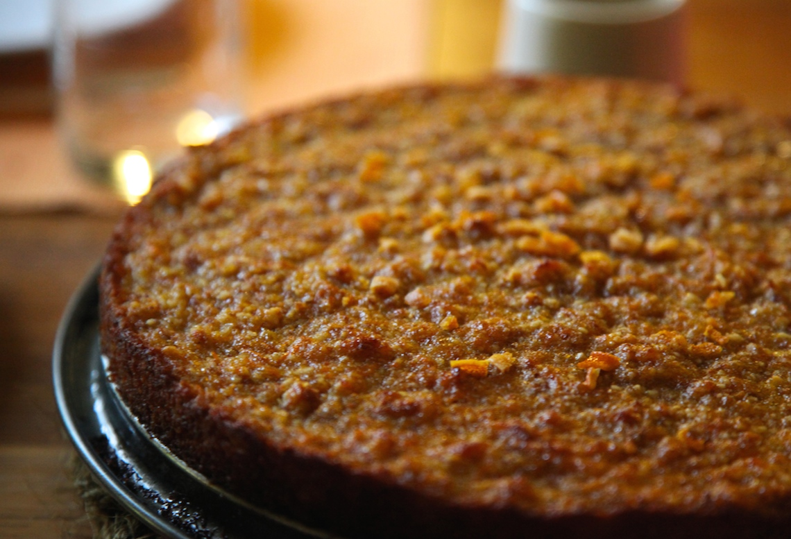 Recipe: Carrot and Apple Almond Cake with Ginger and Cardamom | Foodie ...