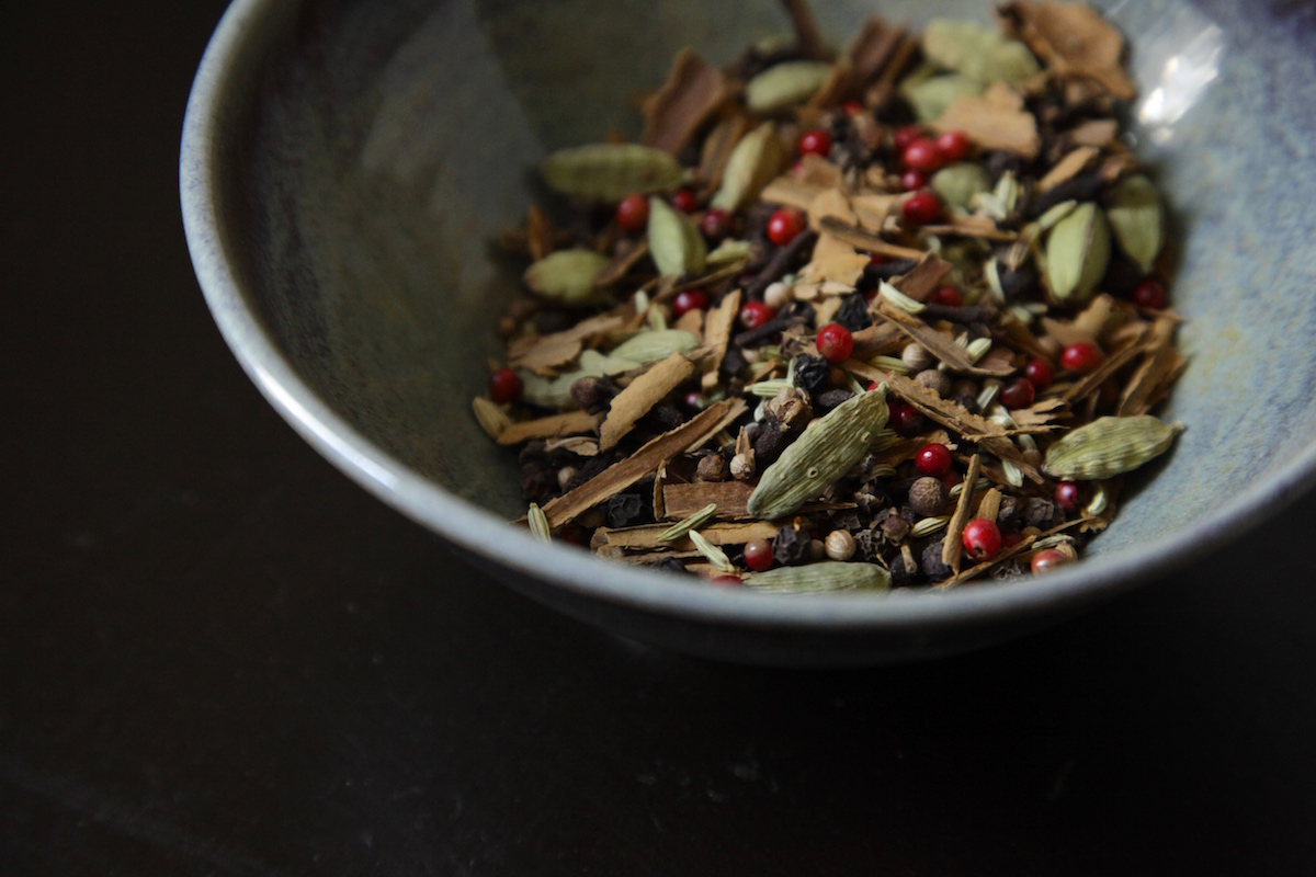 DIY Masala Chai Blend on Foodie Underground, photo by Anna Brones