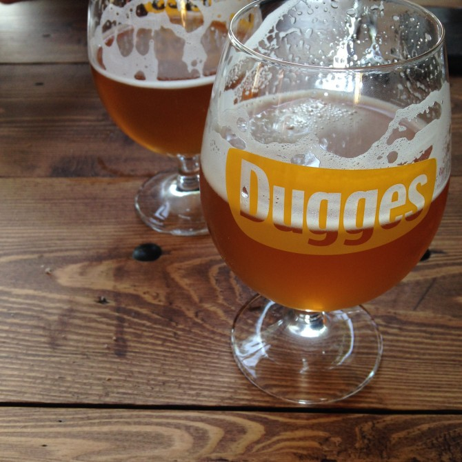 Dugges Beer from Gothenburg, Sweden