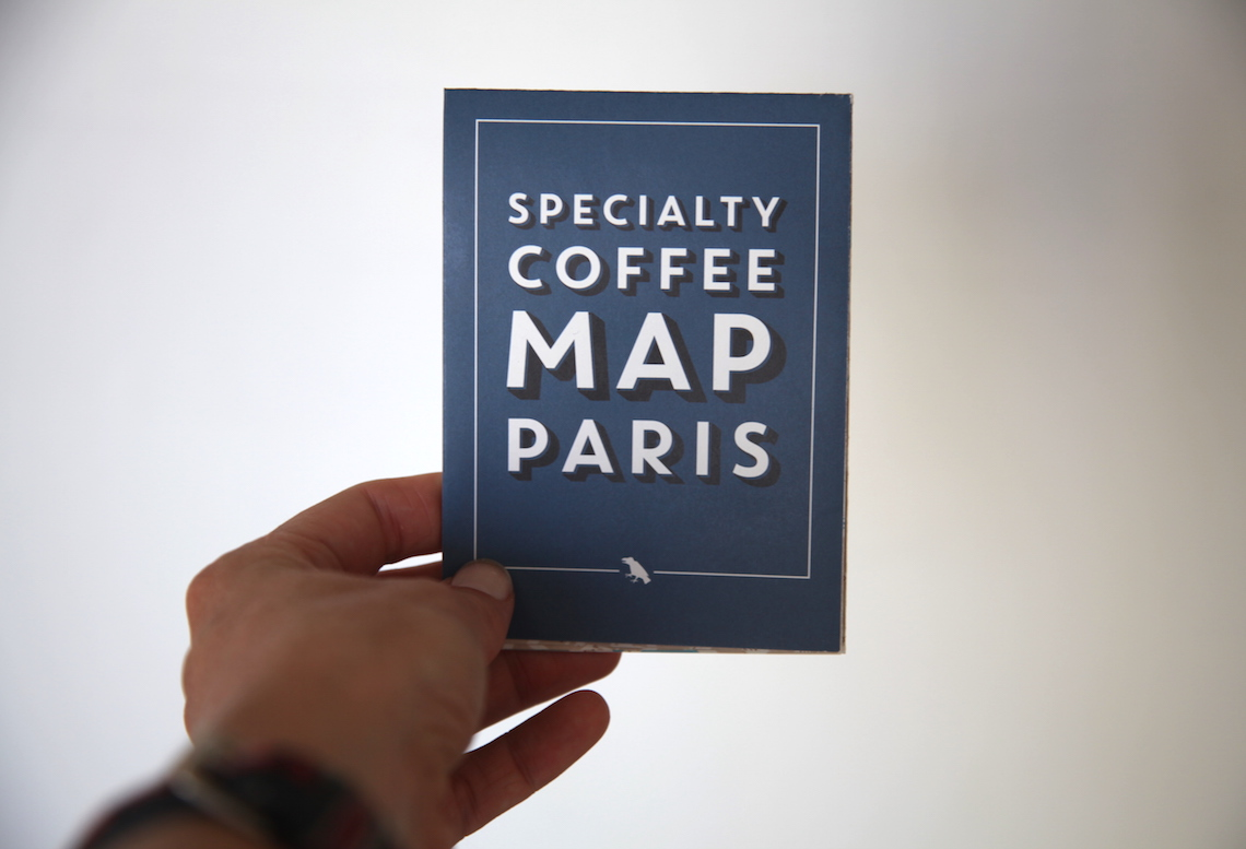 Where to Get Good Coffee in Paris