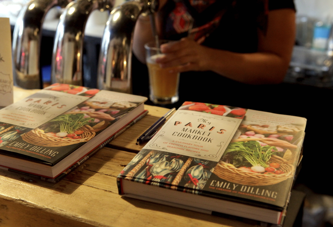 My Paris Market Cookbook by Emily Dilling