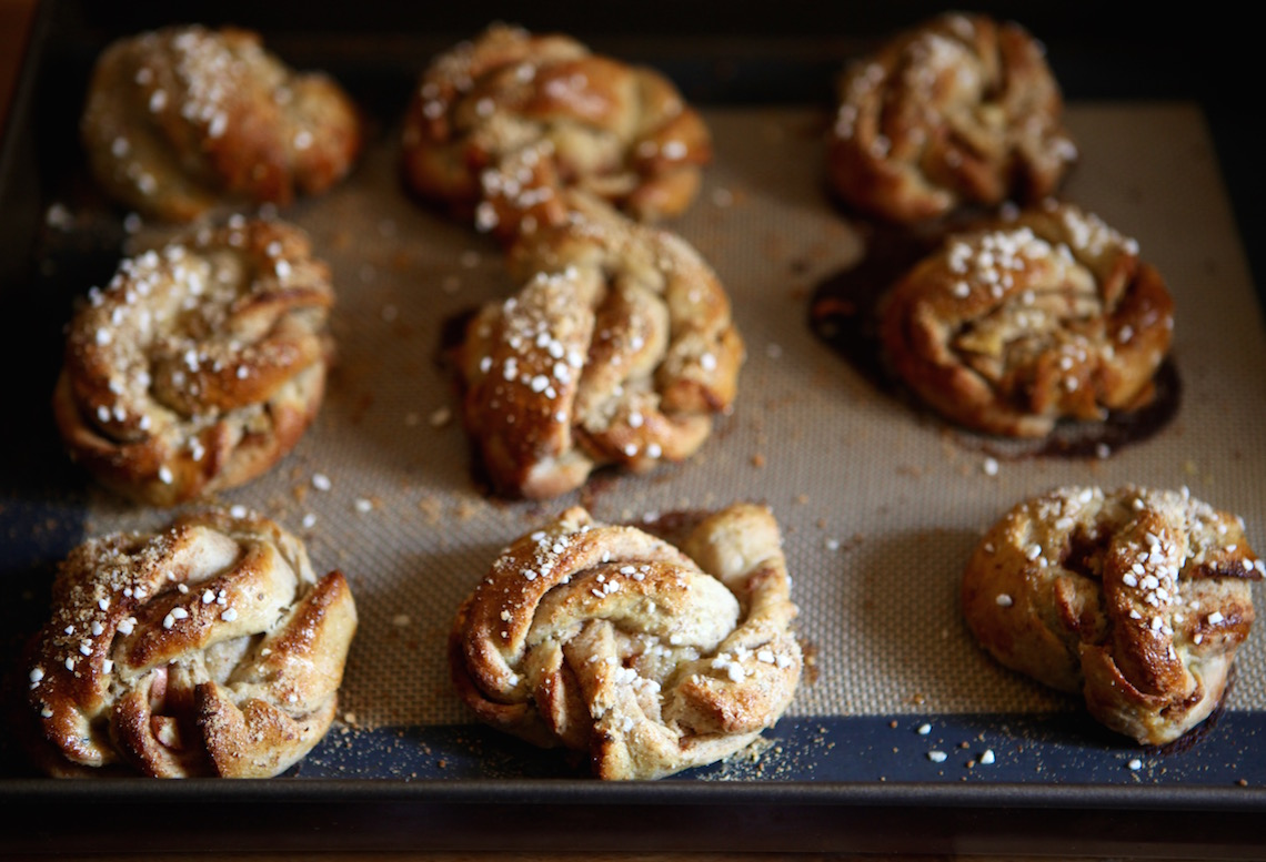 Kanelbullar on Foodie Underground