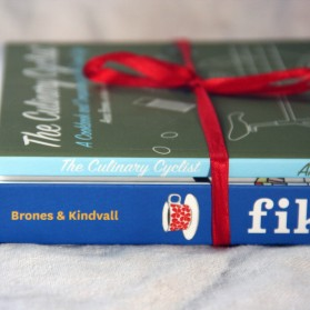 Fika and The Culinary Cyclist {Signed}