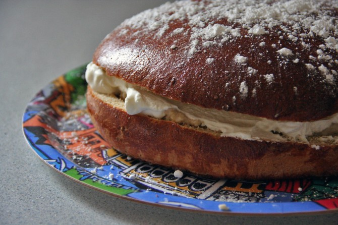 Semla Cake on Foodie Underground