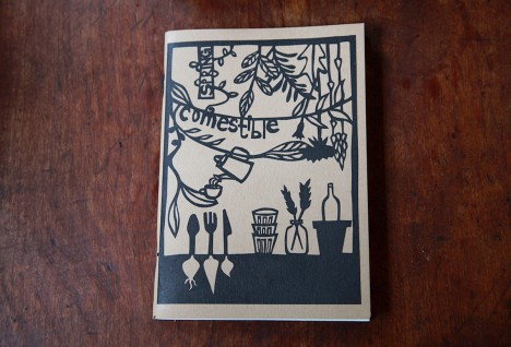 A Look at 'Comestible' – The New Indie Food Quarterly (Win a Copy!)