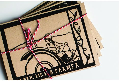 Support Female Farmers with These Limited Edition Greeting Cards