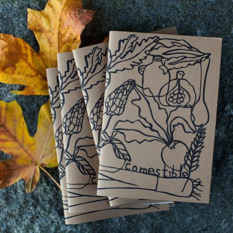Autumn Reading: Comestible Issue 6