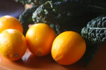 kale-and-lemons
