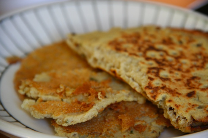 How to Make Socca: French Chickpea Crepes