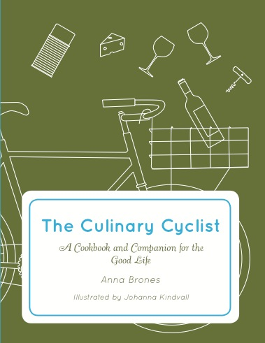The Culinary Cyclist: Book Now for Sale on Foodie Underground