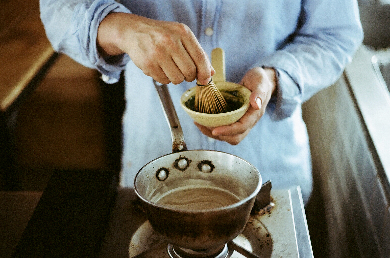 Wholier-Than-Thou: The Implications of Your Matcha Consumption