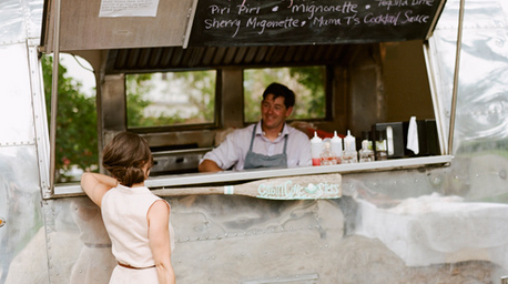 Wholier-Than-Thou: Love at the Oyster Shuck Truck