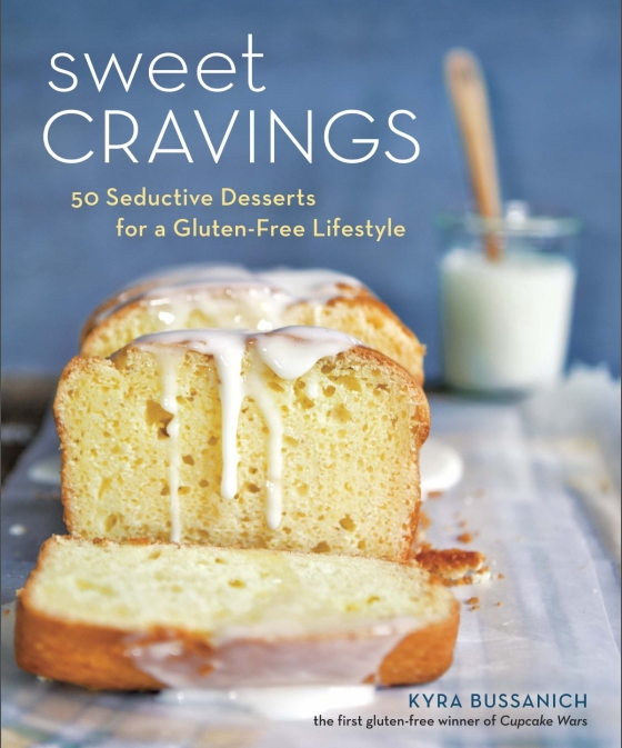 'Sweet Cravings: 50 Seductive Desserts for a Gluten-Free Lifestyle' (Recipe + Giveaway!)