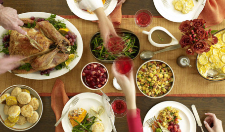 Thanksgiving: The Important Part Isn't What Food You Serve