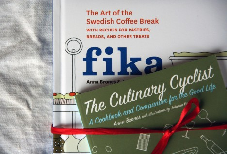 Holiday Book Special – Signed Copies of Fika: The Art of the Swedish Coffee Break and The Culinary Cyclist