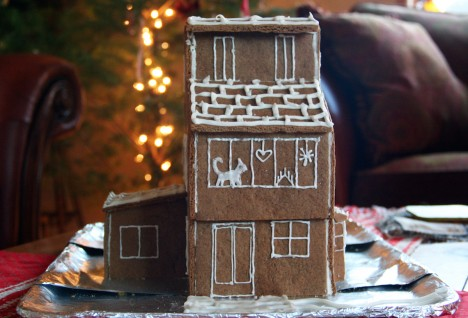 On Building a Gingerbread House