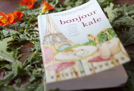 Bonjour Kale: A Story of Greens and More (Plus a Recipe for a Kale Gimlet)