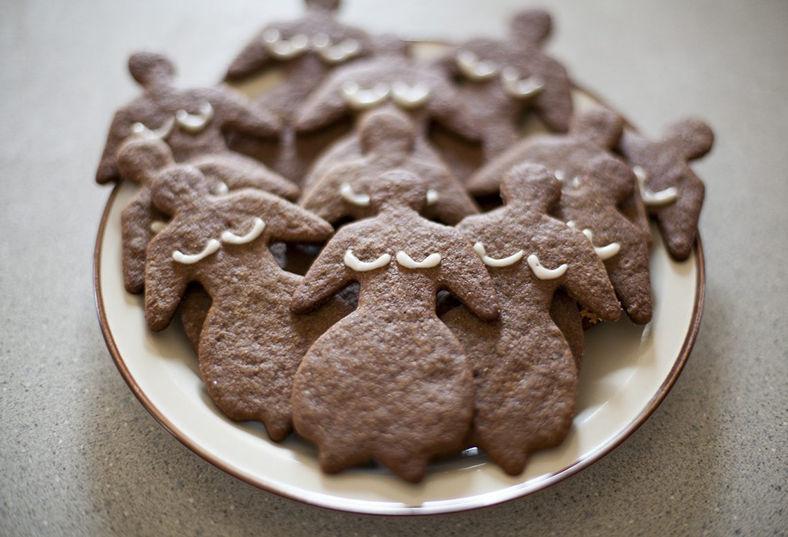 How to Make Feminist Gingerbread